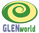 GLEN World logo